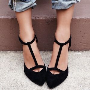 Free People x Jeffrey Campbell Eyes On You Wedge